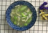 絲瓜平菇素湯