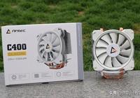 自行換風扇,安鈦克Antec風冷散熱器C400開箱與裝機展示