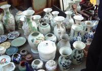 80年代北京買家從天津天明市場買走唐代綠壺,轉手後開了一家餐館