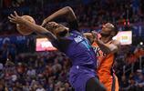 籃球——NBA:雷霆不敵黃蜂