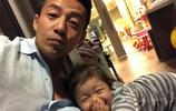 汪小菲晒與女兒玥兒近照,兩父子自拍表情神同步好可愛