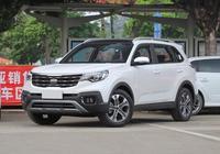 這合資SUV火了,銷量僅比寶駿510低274輛,性價比已向國產看齊