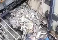 武漢一酒店大樓部分坍塌,目擊者回憶恐怖一幕,裝修破壞承重牆?
