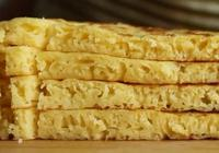 玉米麵新做法,開水一燙,筷子一攪,一個就能解決全家人早餐