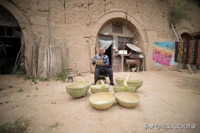 農村七旬老竹匠守著家門不敢遠離,就怕兒子回來沒飯吃,什麼情況