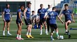 西甲冠軍皇家馬德里開始備戰歐冠決賽!