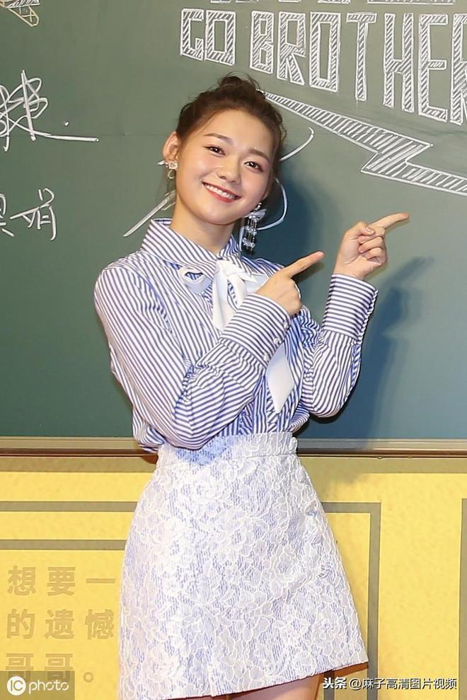 火箭少女:孟美岐、吳宣儀、楊超越、段奧娟,都很美,你最喜歡誰