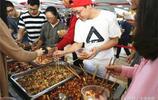 重慶一大學,食堂推出網紅菜