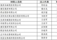 橫店公佈納稅大戶:華誼兄弟收購明星公司從榜單消失