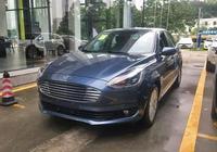 福特新款福睿斯上市 售價區間7.98萬-11.68萬元