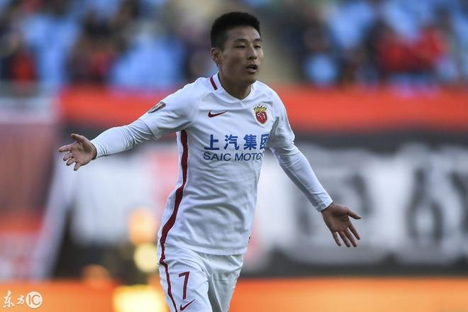 中國男足,他踢得很好