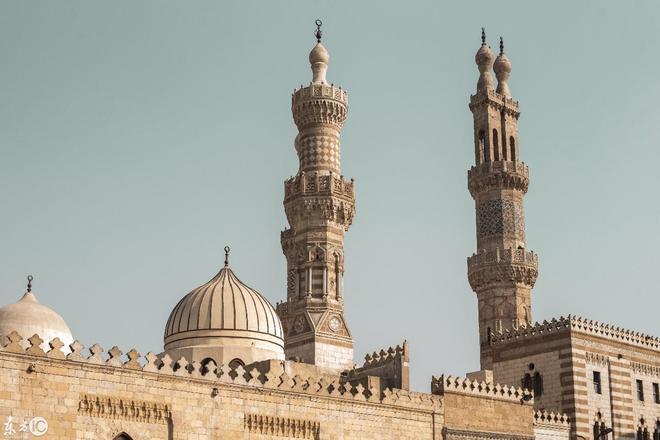埃及阿扎爾清真寺