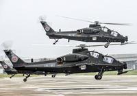 空中霹靂火 中國最強武裝直升機武直10能否屹立世界一流水平