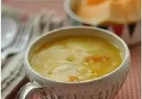 7款養生早餐粥做法,常吃少生病又長壽