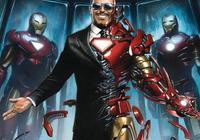 鋼鐵俠的復活竟是一個陰謀,多瑪姆早就盯上了鋼鐵俠的公司!