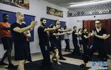曼哈頓的詠春拳師