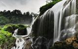 自然風光圖集欣賞:廣西德天瀑布風景
