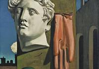 喬治·德·基里科,形而上學的超現實主義意大利畫家