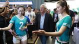 瀋陽打造中國足球之都 李鐵8號足球公園開放