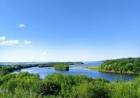 額爾古納遇到油菜花海,導航誤入廢棄草原公路見到不一樣的呼倫湖