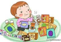 被拉黑的4種零食孩子再饞也別給,沒營養還損害健康,家長別忽視