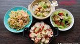 自從開始減肥後,我家晚餐就常這樣吃,簡單營養健康,越吃越苗條