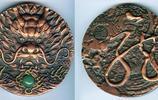 高浮雕十二生肖大銅章