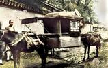 上色老照片:直擊鏡頭下的清末眾生相,曾國藩孫女嫁給李鴻章之子