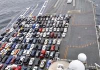 航母運汽車?美軍竟成最大的搬家公司 中國航母未來也可效仿