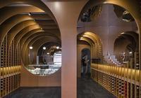 這家店僅用35平米就可以讓你置身於葡萄酒的世界