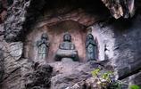 觀造像感受唐代南方五大禪林之西慶林寺,桂林西山觀音峰造像圖記