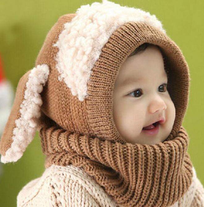 九成媽媽不會打扮自己寶寶,瞧!看下圖的寶寶怎麼打扮,保暖萌爆