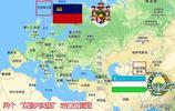 """兩個""""雙重內陸國"""":一個烏茲別克斯坦,一個列支敦士登"""
