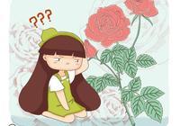 月季、玫瑰分不清?看好這點,免得買的時候被人騙!