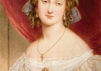 一組18世紀歐洲宮廷貴婦人物繪畫作品欣賞丨名家油畫