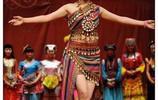 中國少數民族之獨龍族美女服飾文化賞析