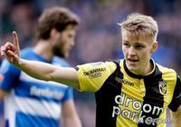 20歲皇馬小將租借荷蘭第二年踢出球員生涯最高光一季,或轉投賈府