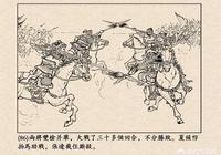 三國裡甘寧和淩統誰厲害,甘寧與張遼呢?