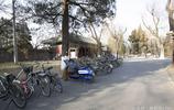 北京大學的校園!