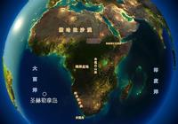 拿破崙流放的聖赫勒拿島有多偏僻?看地圖一目瞭然