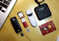 一個小工具能解決你一桌子的煩惱:四合一讀卡器