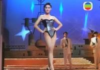 沒有整容ps年代,89年香港港姐冠軍,美的一塌糊塗,陳法蓉!