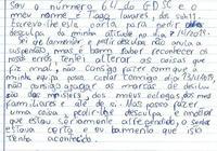葡萄牙小球員被紅牌罰下,賽後給裁判手寫的道歉信走紅
