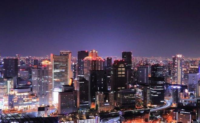 一分鐘遊天下:不一樣的日本之旅——關西之行