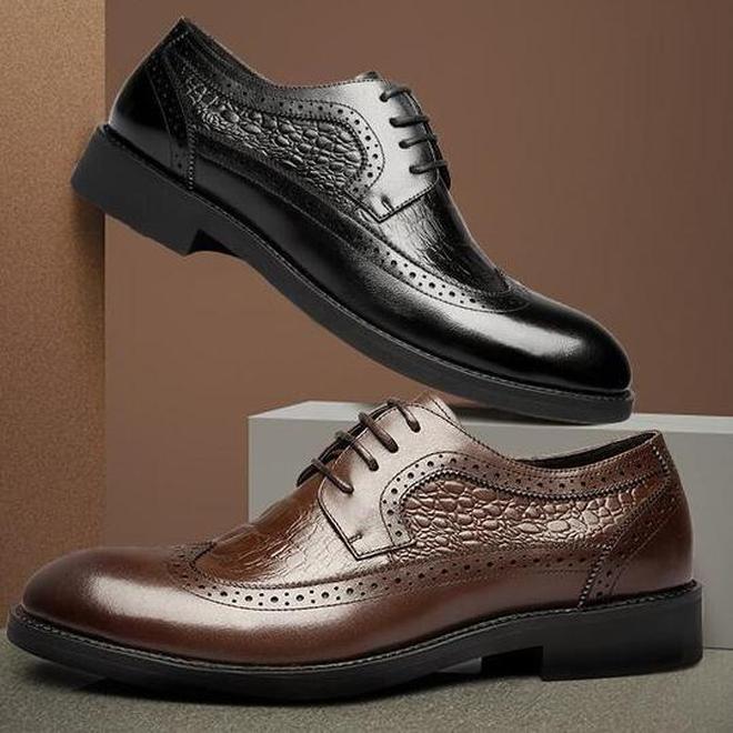 """這""""軟皮鞋""""一出,運動鞋再也不穿了,暖和不累腳,適合70後"""