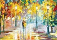 春恨秋悲皆自惹,唯有秋雨話秋情