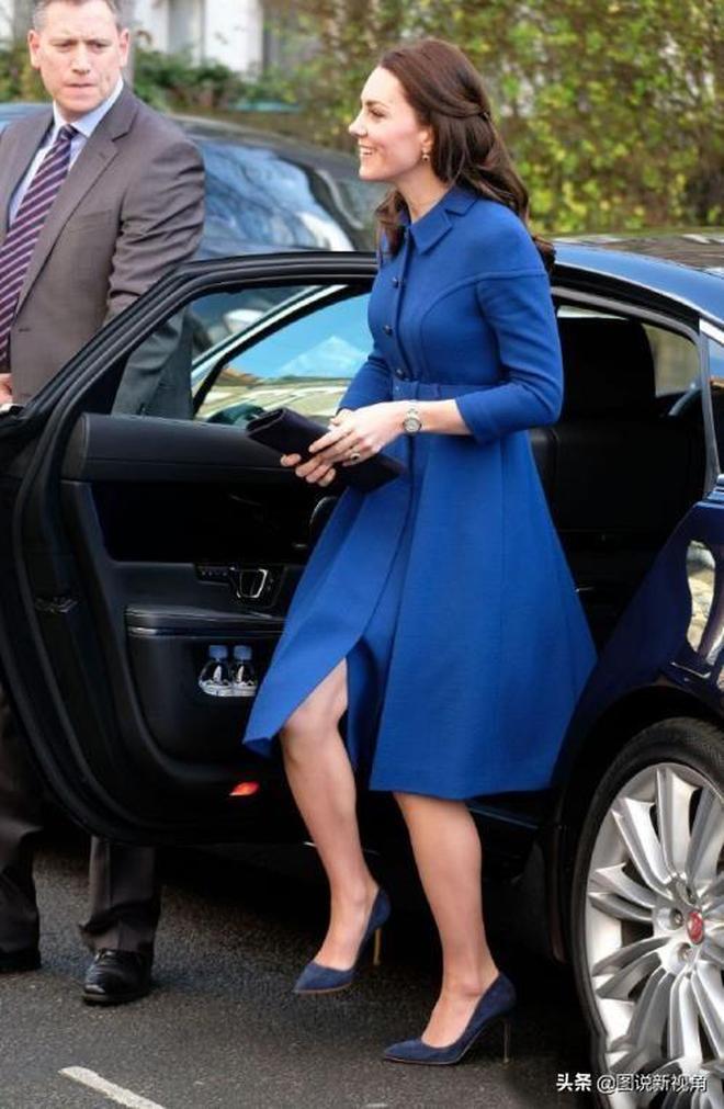 凱特王妃同樣是拎包,10年對比差距大,氣質是關鍵