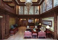 複式樓中式紅木家居頂級裝飾