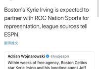 歐文宣佈成為自由球員後,又裁掉了原有經紀人,加盟杜蘭特所在的經紀公司,你怎麼看?