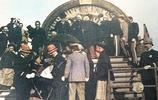 直擊鏡頭下李鴻章出訪歐美的真實老照片:拖著病痛買槍買炮買軍艦